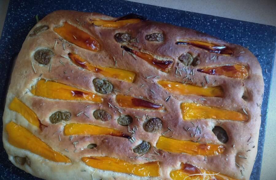 фокачча рецепт классический с фото итальянская