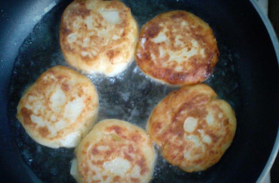 сырники из творога с яблоками рецепт с фото