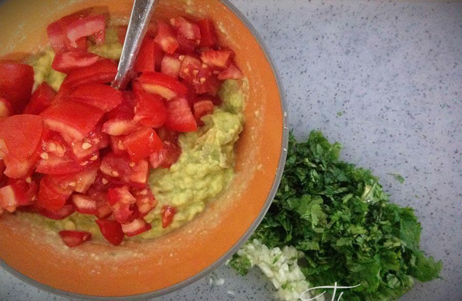 гуакамоле рецепт классический с авокадо