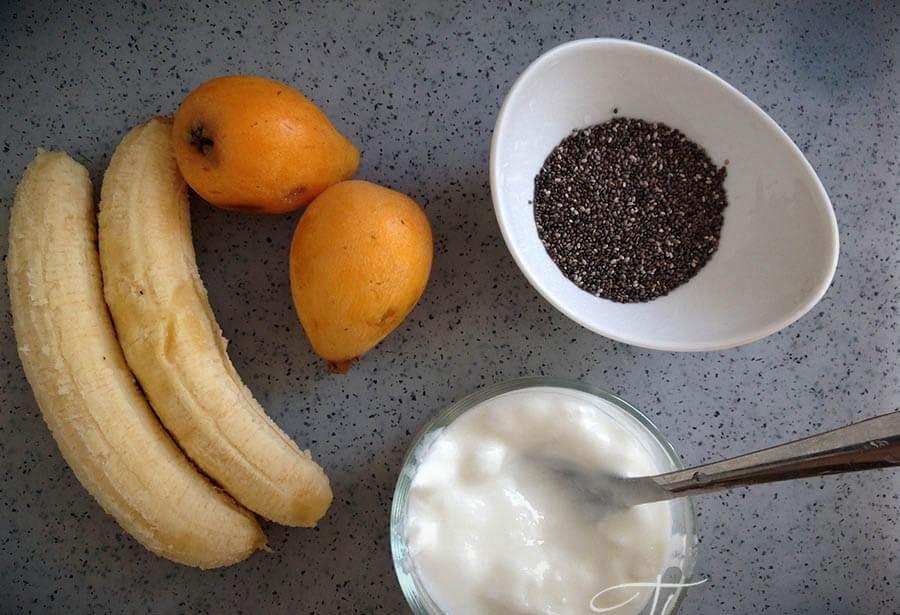 семена чиа пудинг рецепт