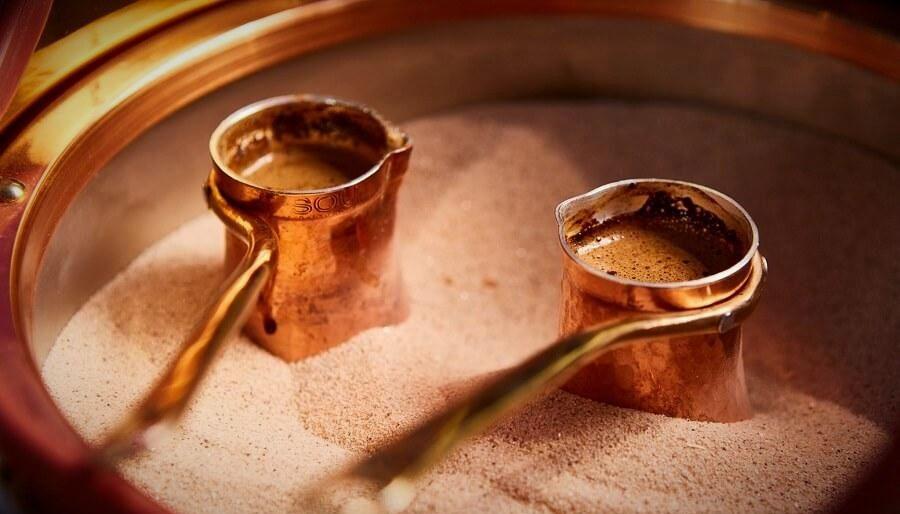 кофе в турке как готовить правильно