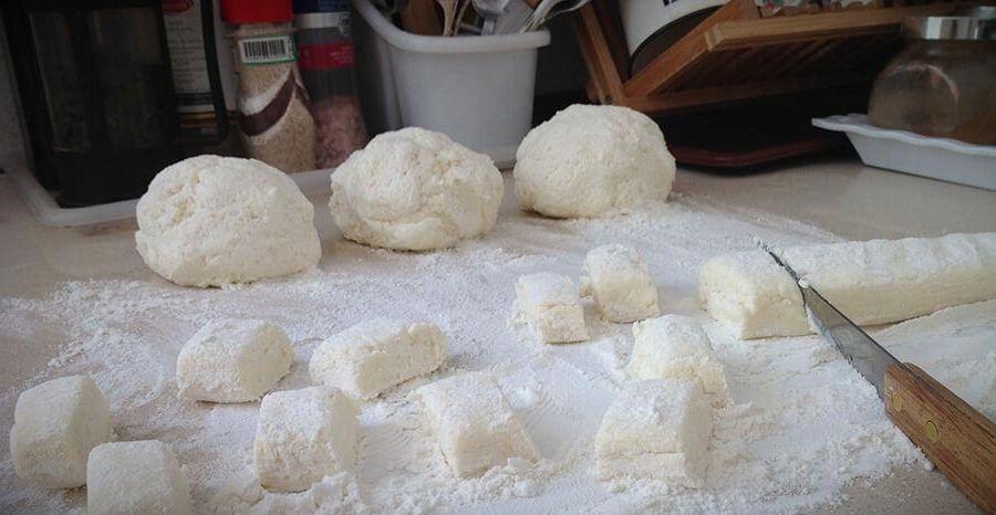 как приготовить ленивые вареники с творогом рецепт с фото пошагово