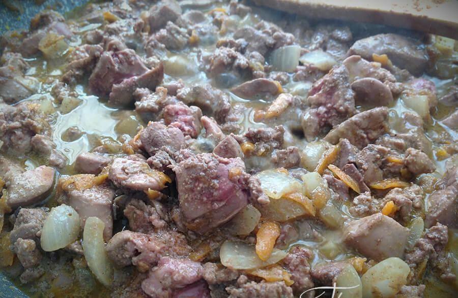 паштет из куриной печени рецепт в домашних условиях пошагово с фото