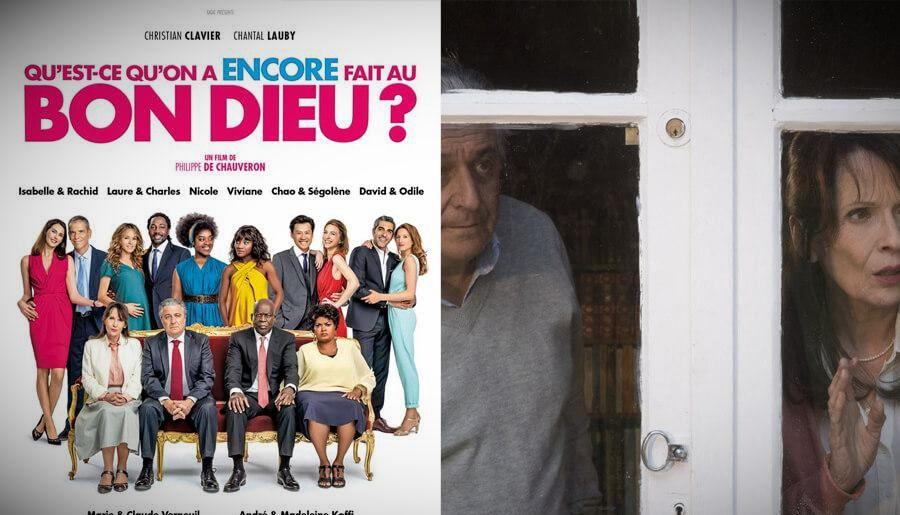 новые французские комедии 2019