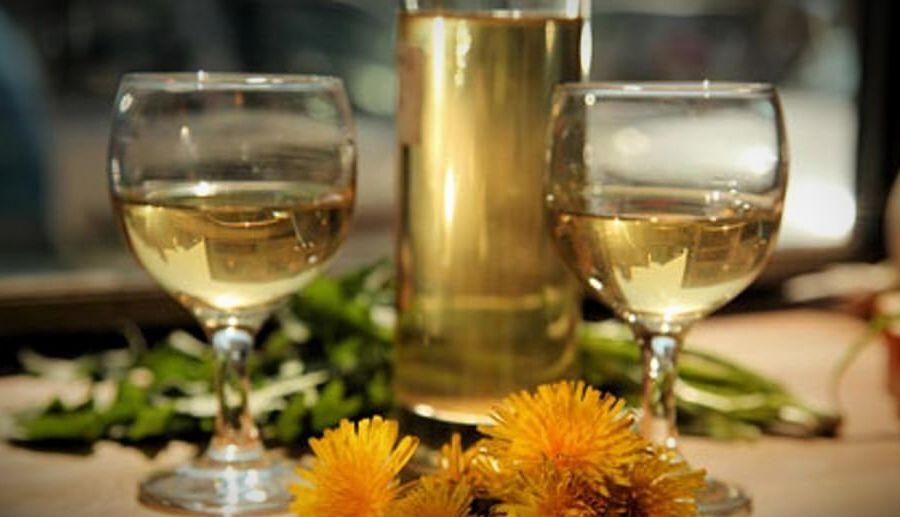 вино из одуванчиков рецепт приготовления