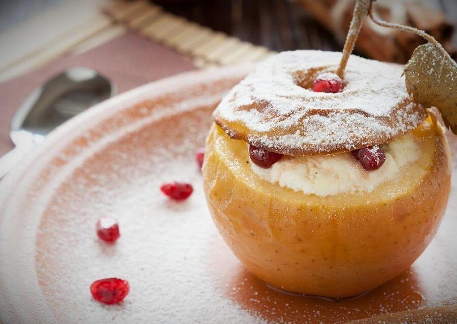 низкокалорийные десерты для похудения из простых продуктов