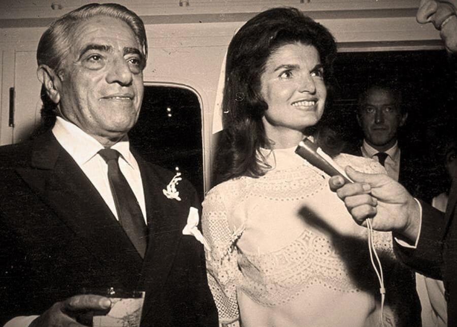 мария каллас и аристотель онассис яхта кристина