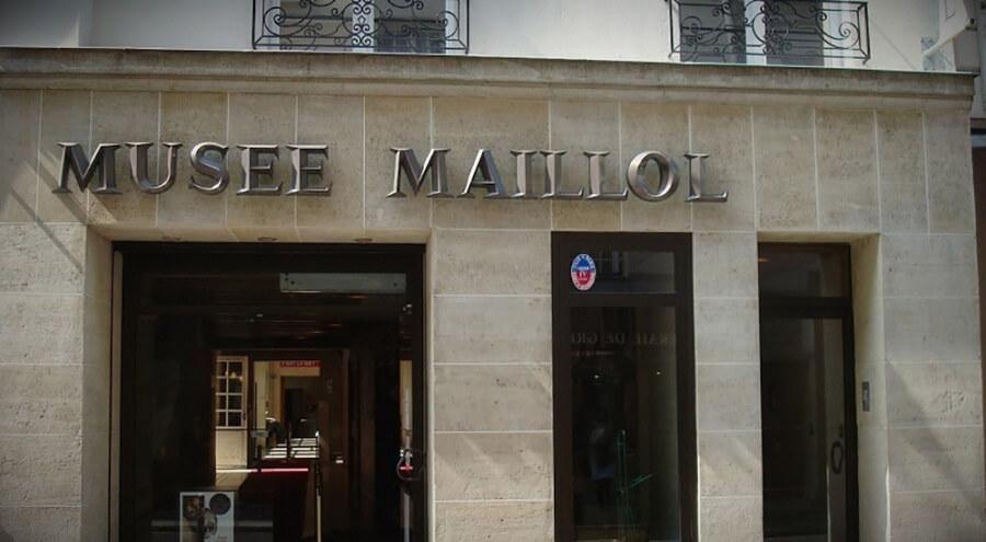 Музей Аристида Майоля на улице Гренель открылся в 1995 году