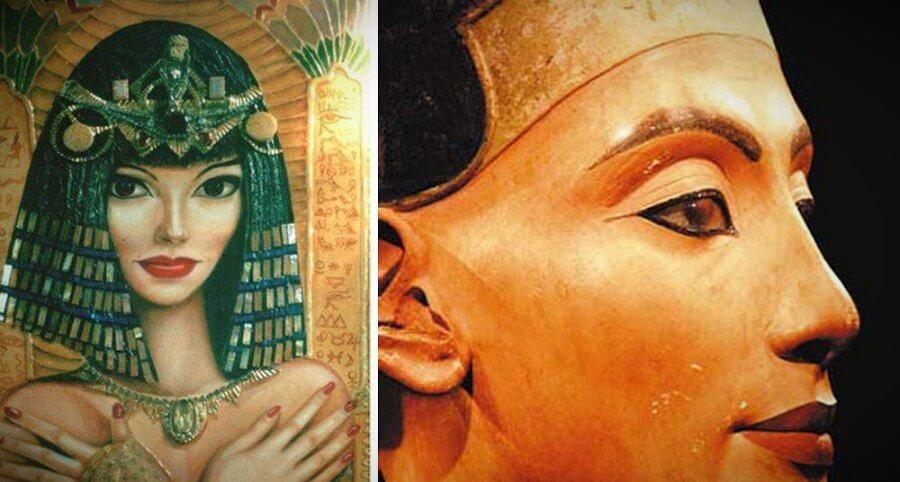 история косметики сажа египет