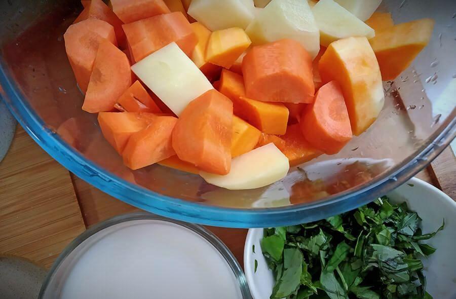 klassicheskiy tykvennyy sup pyure so slivkami 3