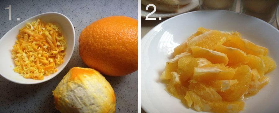 шарлотка с апельсинами рецепт с фото