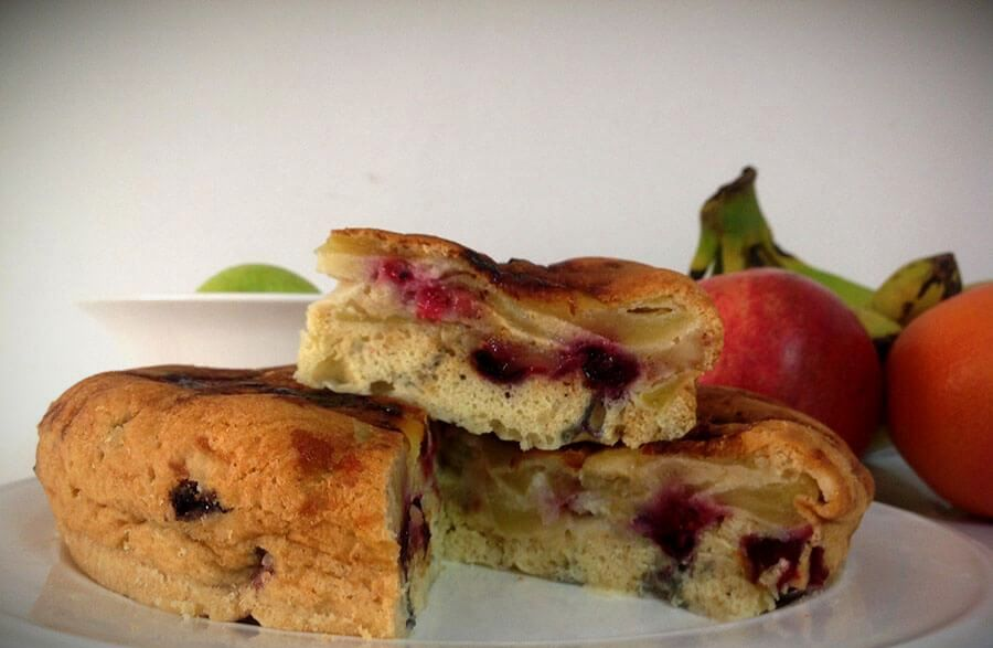 шарлотка в мультиварке с яблоками рецепт с фото пошагово
