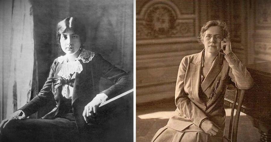 Надя и Лили Буланже