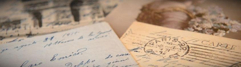любовные письма великих людей