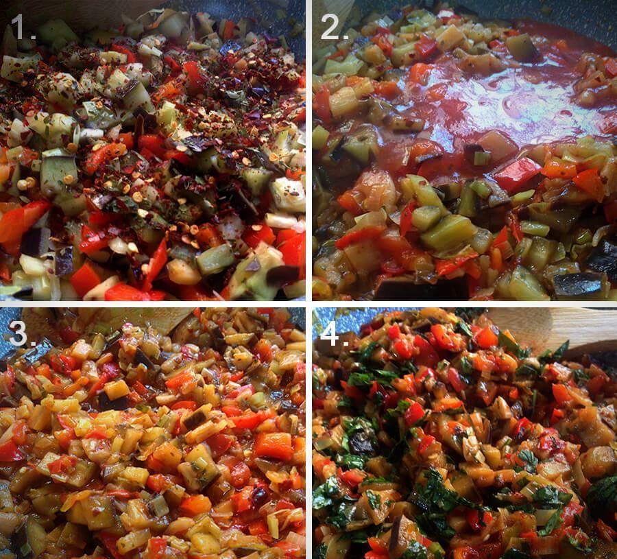 блюда из баклажанов рецепты с фото простые и вкусные