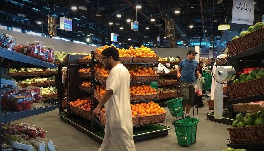 катар доха супермаркет