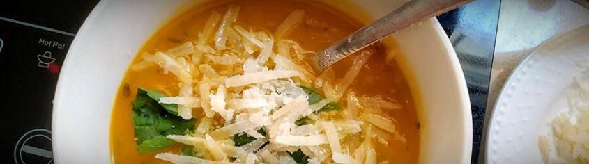krem sup iz batata