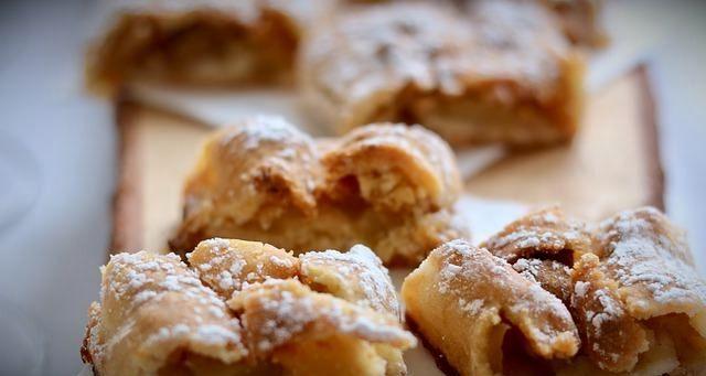 Яблочный пирог, вариации и лучшие выборки