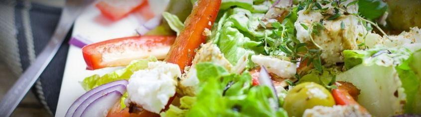 Греческий салат - Рецепты Пряный Бриз 1