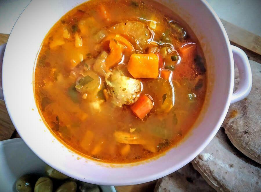 kurinyj sup s nutom v multivarke1