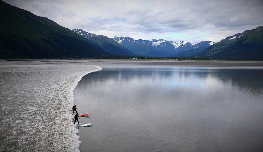 аляска фото природы и городов