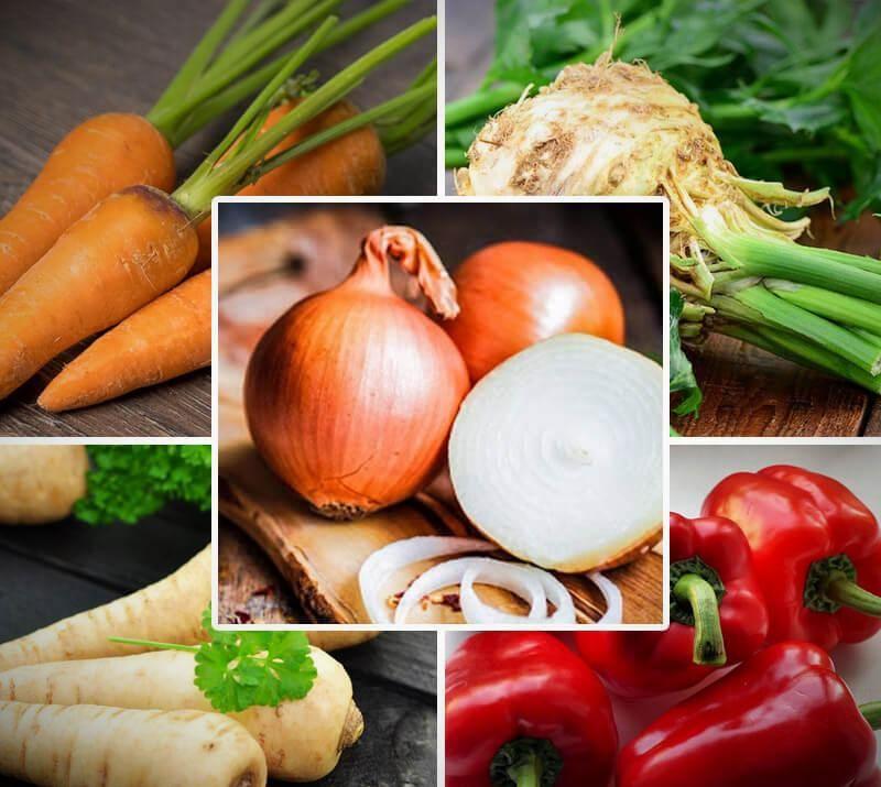 Сушеная овощная смесь домашняя рецепт