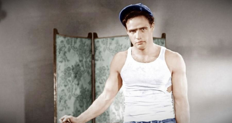 Марлон Брандо, 1947 г.